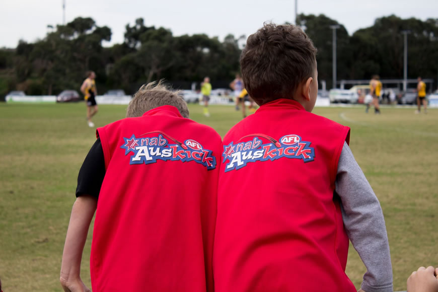 Online registrations for Auskick 2109 are now OPEN!