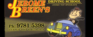 Jerome Breens Driving School