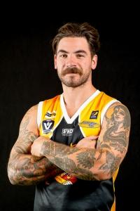 #27 Kyle Hutchinson (VC)