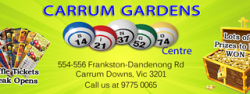 Carrum Downs Bingo